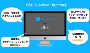 DEP & Active Directory